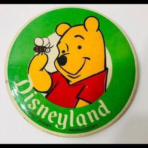 Vintage Disneyland Button